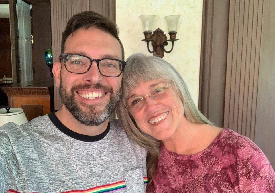 Meeting Marsha Stevens