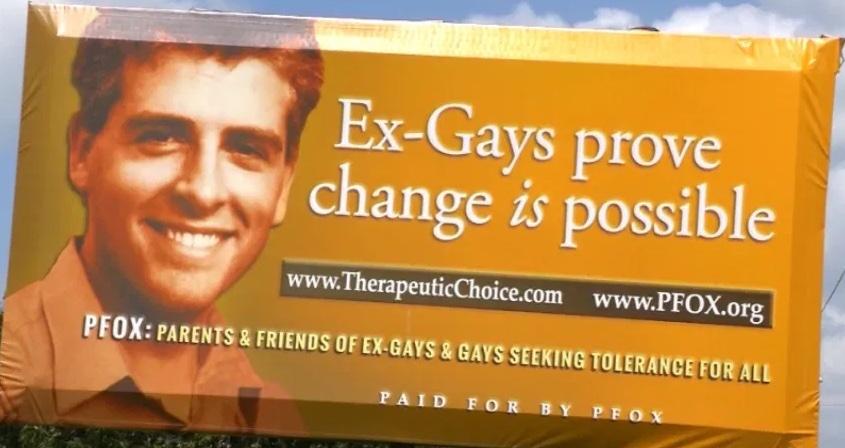 I Don't Believe in Ex-Homosexuals