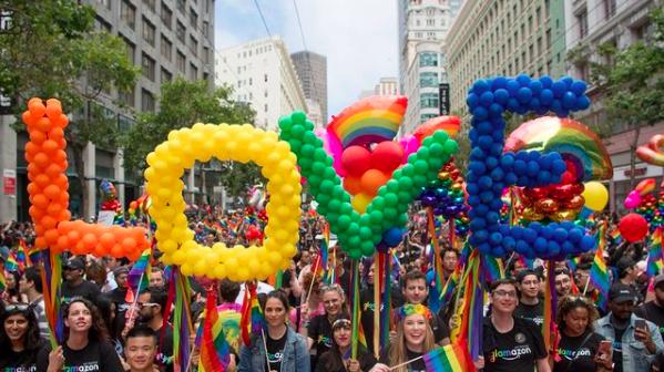 Celebrating Pride 2021